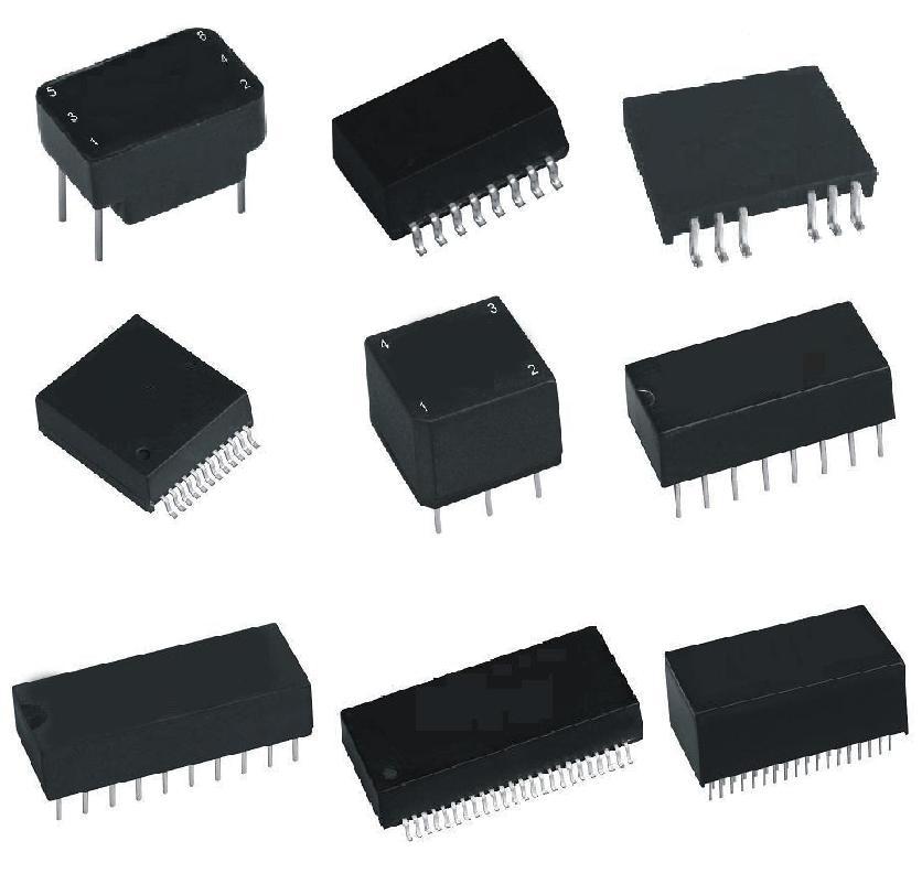 All kinds of lan transformers-Xiamen Miles Electronics Co., Ltd.